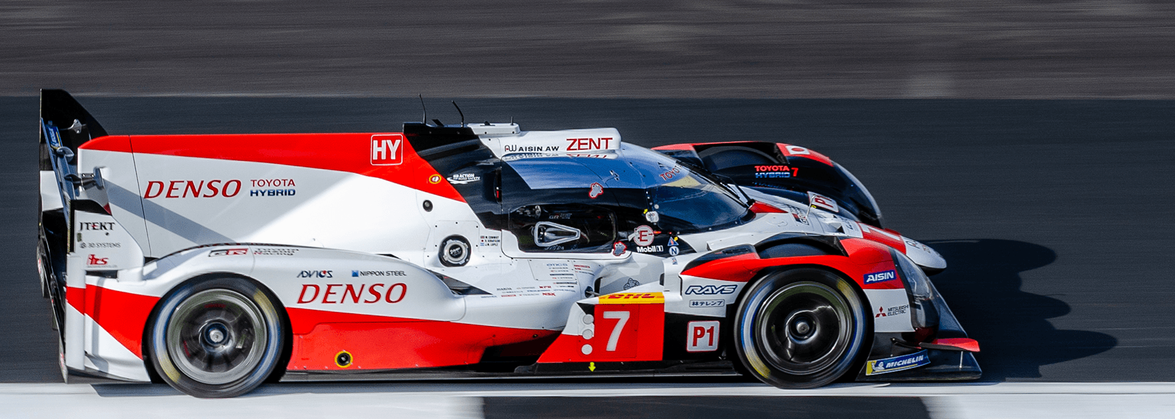 World Endurance Championship features multi-class race action